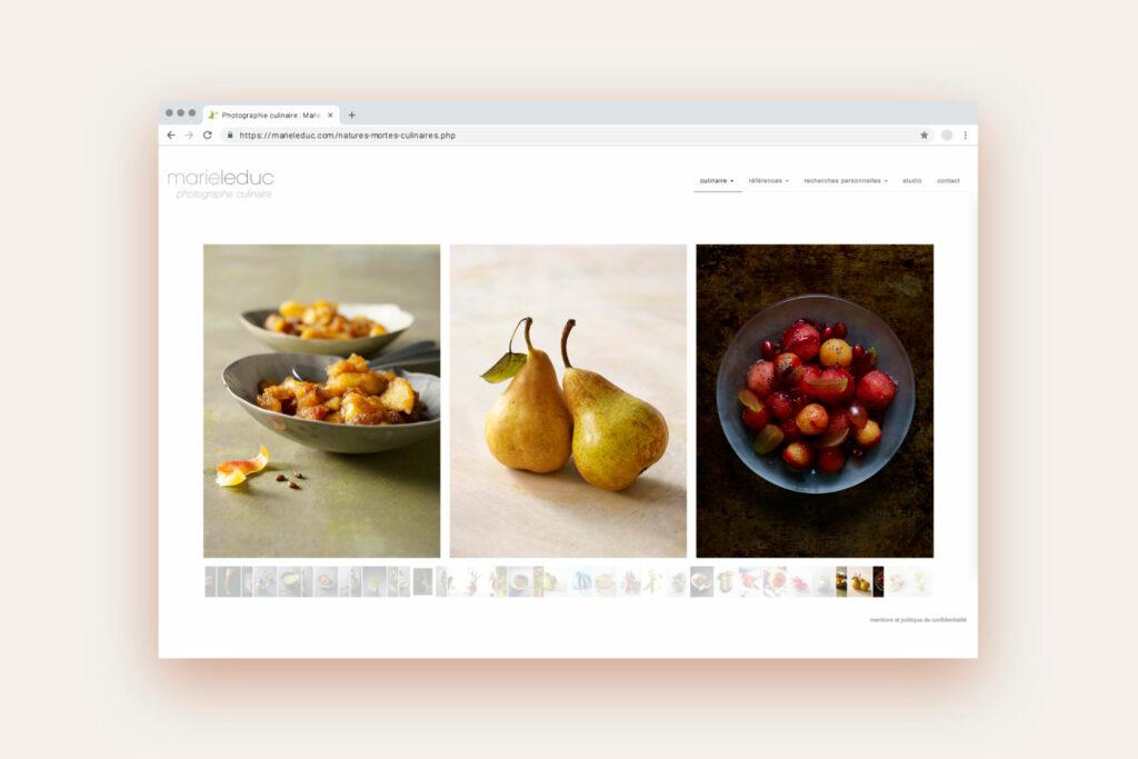 Kulinarische Stillleben von Marie Leduc - Wedesign Stéphanie Boisset