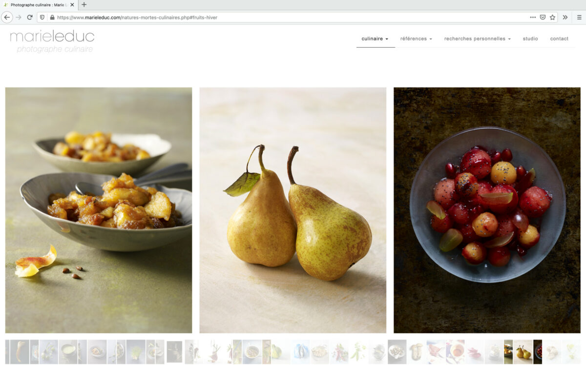 Foodfotografie - Marie Leduc